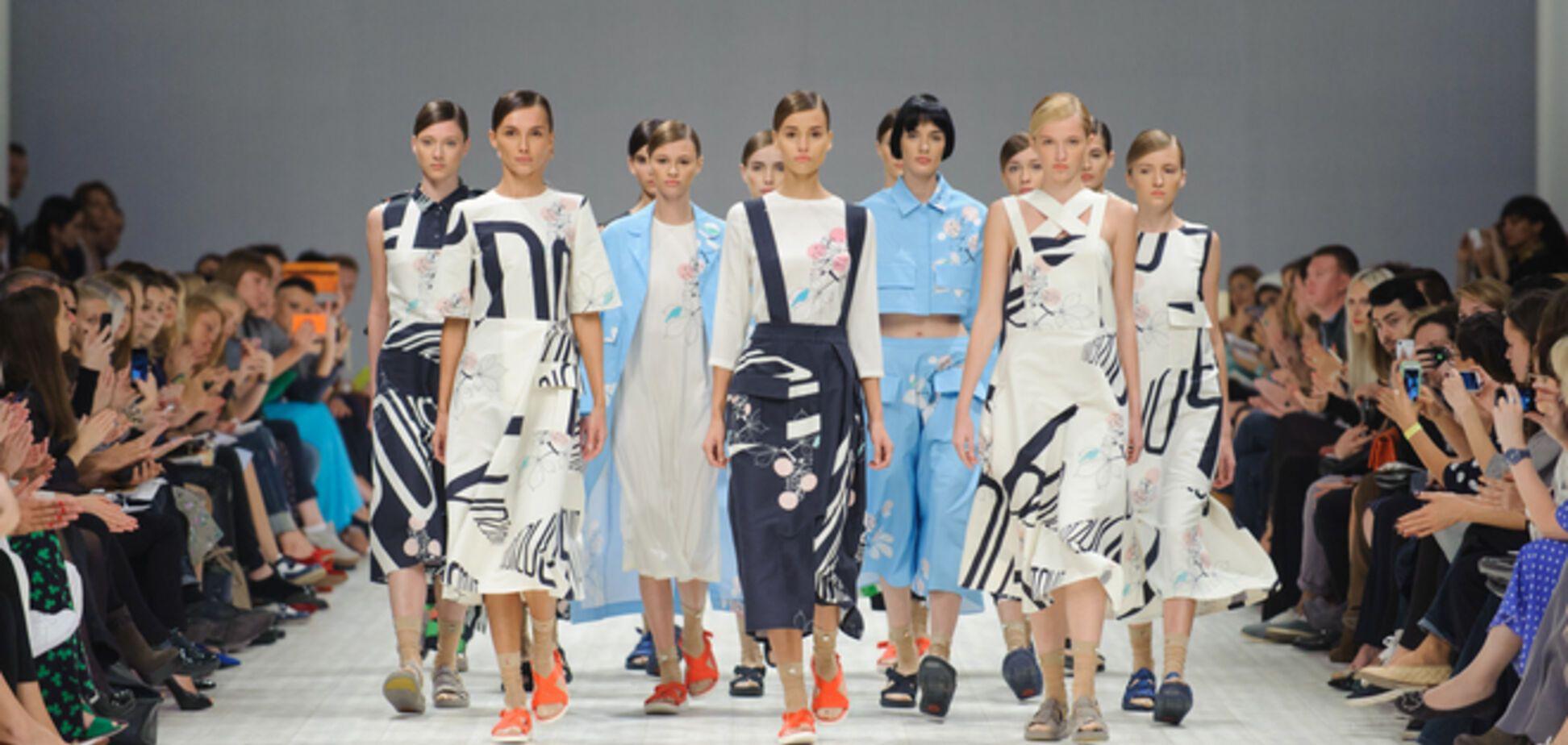 Ukrainian Fashion Week: коллекция для сильной женщины от Лилии Пустовит