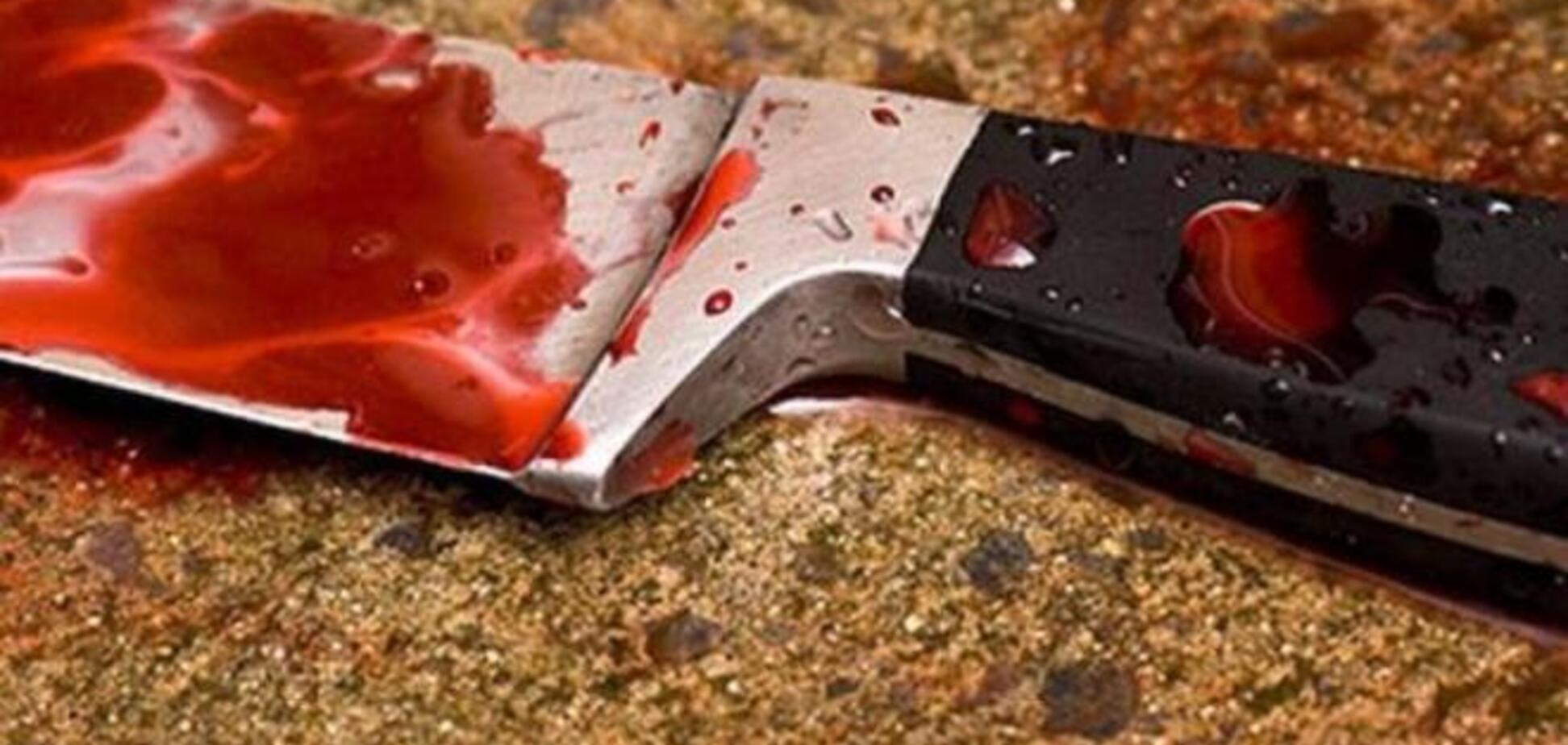 В Кировограде студент-летчик из Ливии напал с ножом на педагога