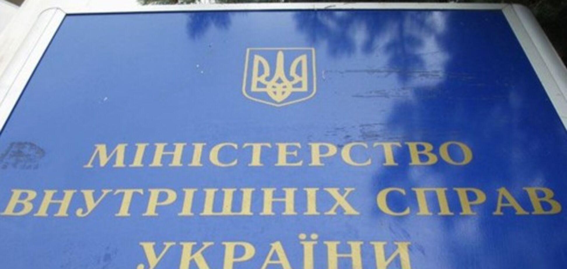 МВД: желающим попасть в Раду угрожают убийствами и увечьем