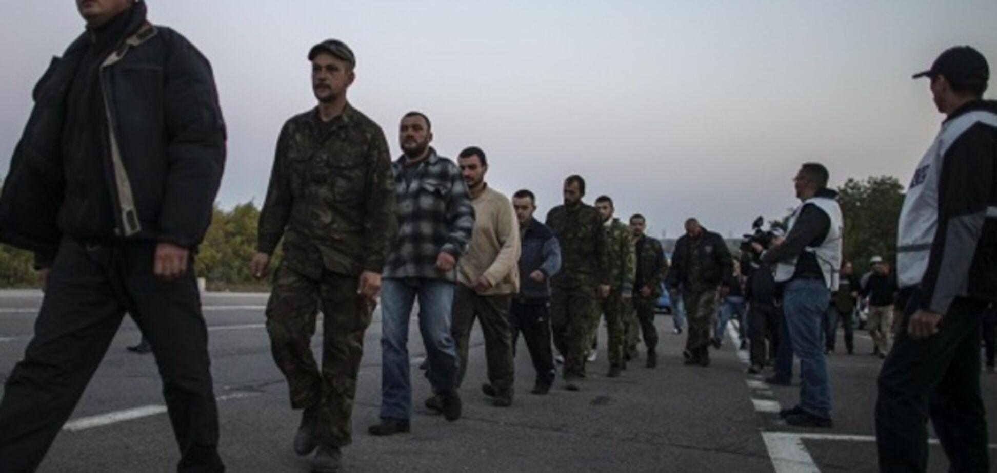 В СБУ готовы обменять на 450 украинских пленных на 300-400 боевиков