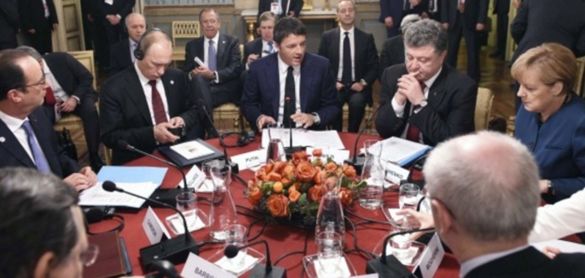 Порошенко розповів про головні теми та про прогрес у переговорах з Путіним