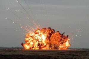 Террорист 'ДНР' готовил взрыв на складе горючего Вооруженных Сил Украины