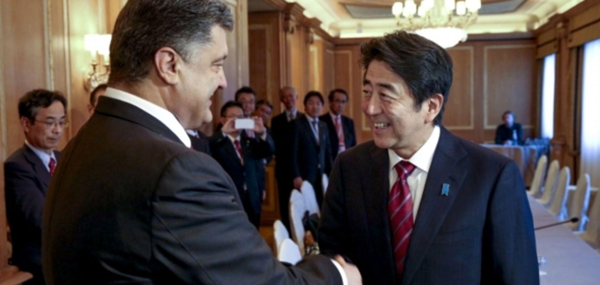 Японія для допомоги Донбасу виділить 7 млн ??доларів