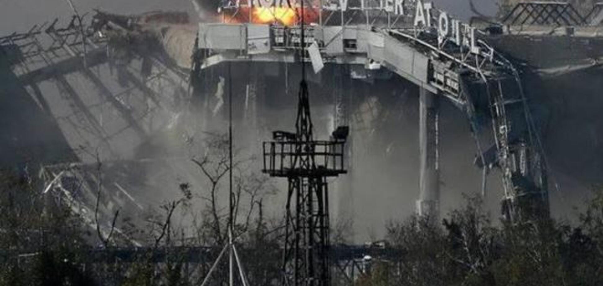 Террористы штурмовали донецкий аэропорт: киборги отбили атаку