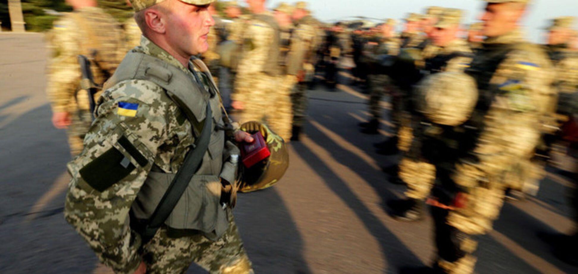 Боевики прекратили обстреливать силы АТО в Бахмутовке