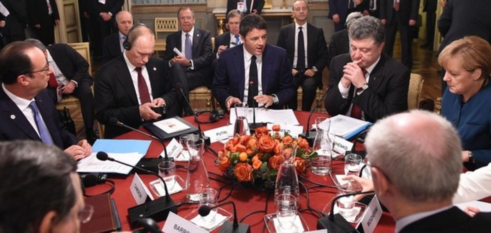 Мир и Путин: кот-варвар забавляется с цивилизованными мышками