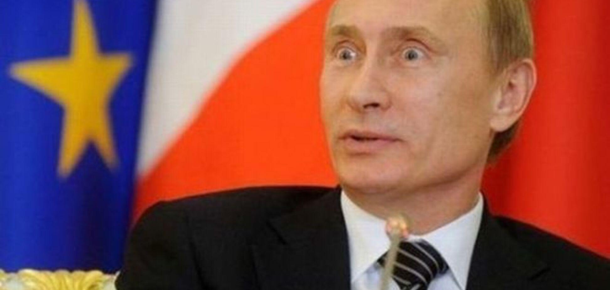 Кремлівські ЗМІ підказали, чого боїться Путін