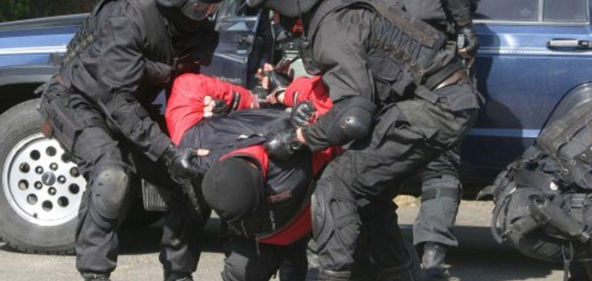 СБУ задержала двух убегающих из Донбасса вооруженных боевиков
