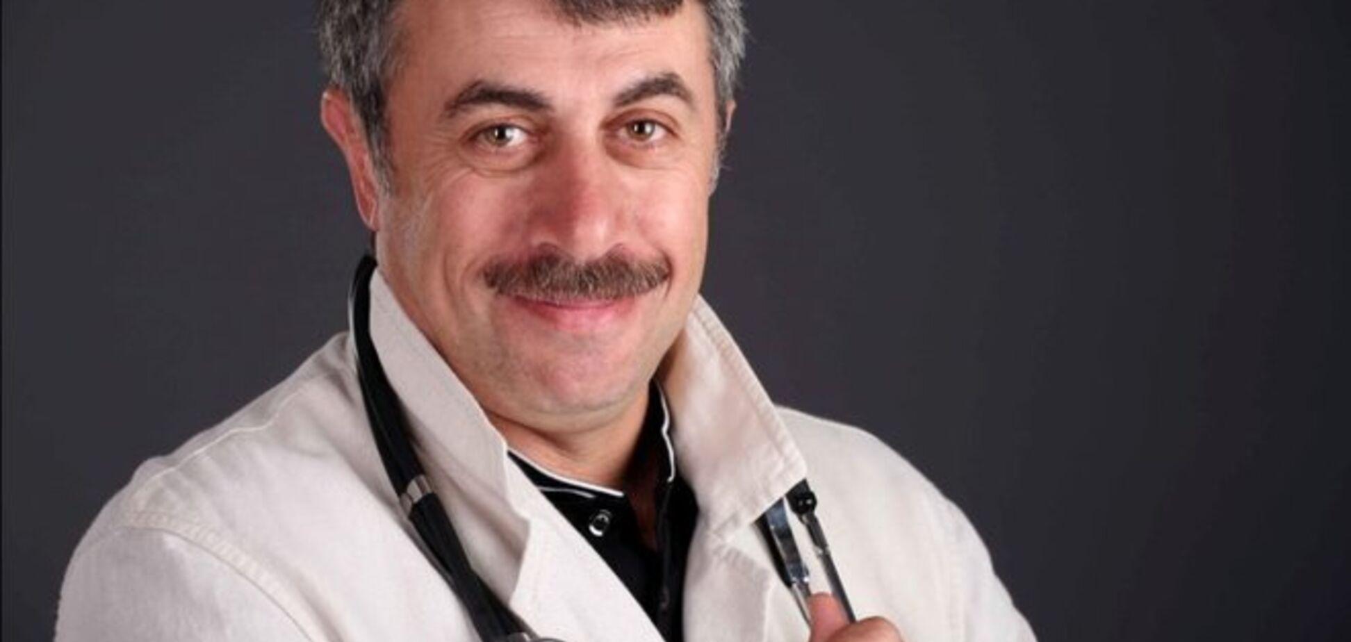 Как правильно лечить насморк: советы доктора Комаровского