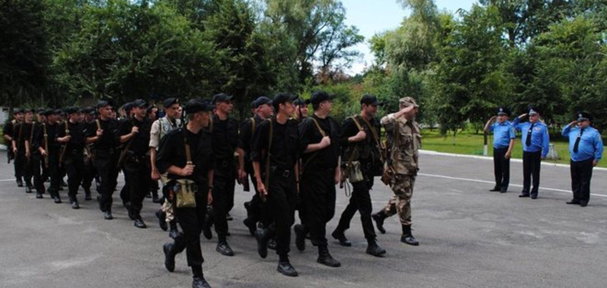 В батальоне 'Киевщина' выявили пропажу оружия