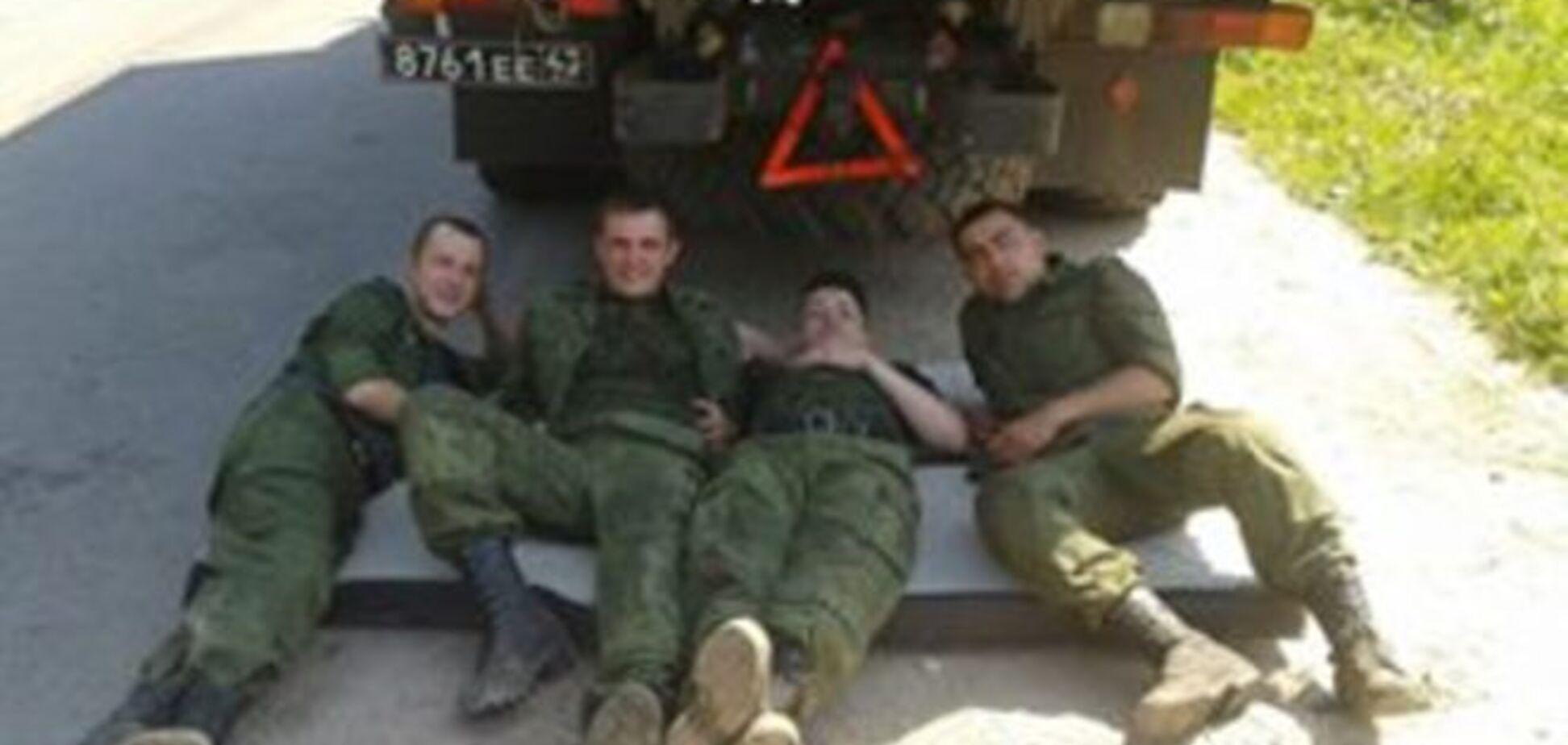 В Минобороны опубликовали фотодоказательства завоза 'гумконвоем' военных, оружия и боеприпасов из РФ