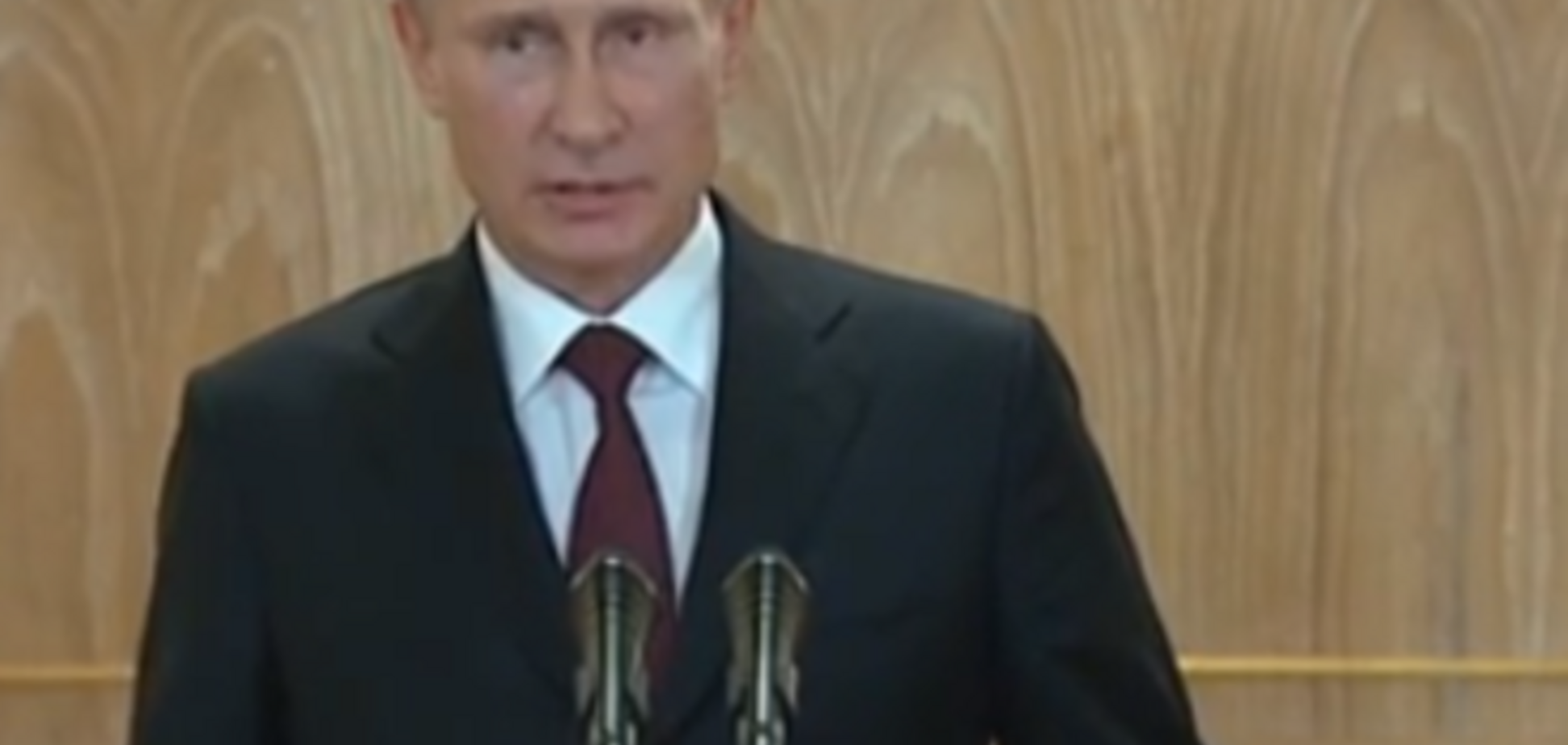Росія не даватиме Україні газ в борг: відео прес-конференції Путіна за підсумками двосторонньої зустрічі в Мілані