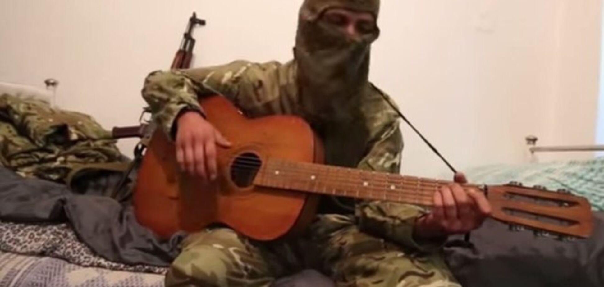 Душераздирающая песня погибшего бойца АТО