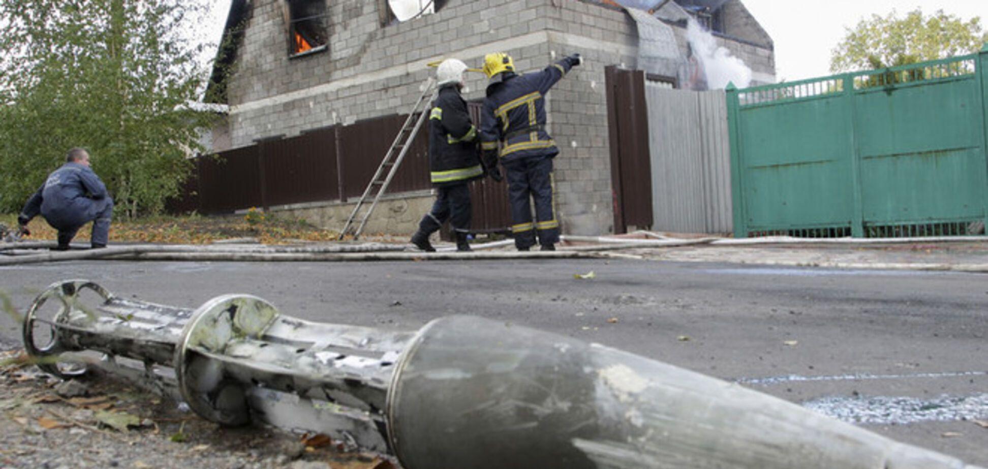 Донецк из-за массовых обстрелов остался без воды и света