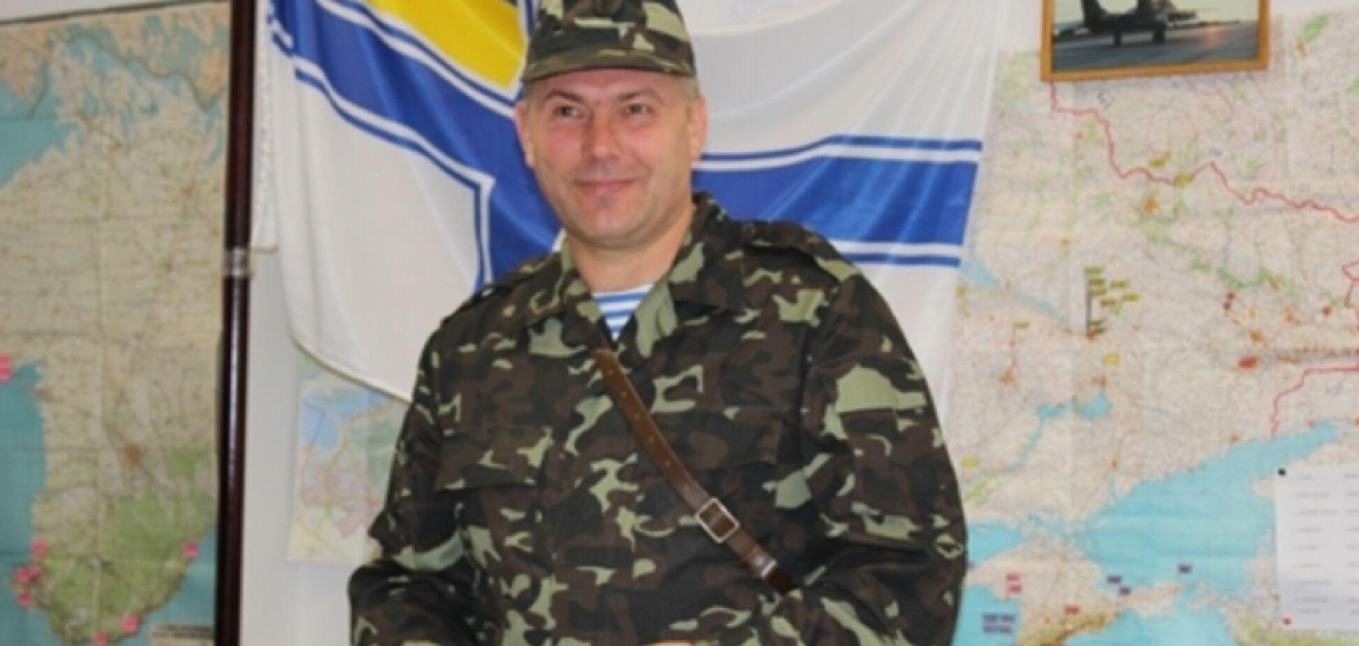 Комбат 'Днепра': под Иловайском боевики готовы были расстреливать нас, как в тире