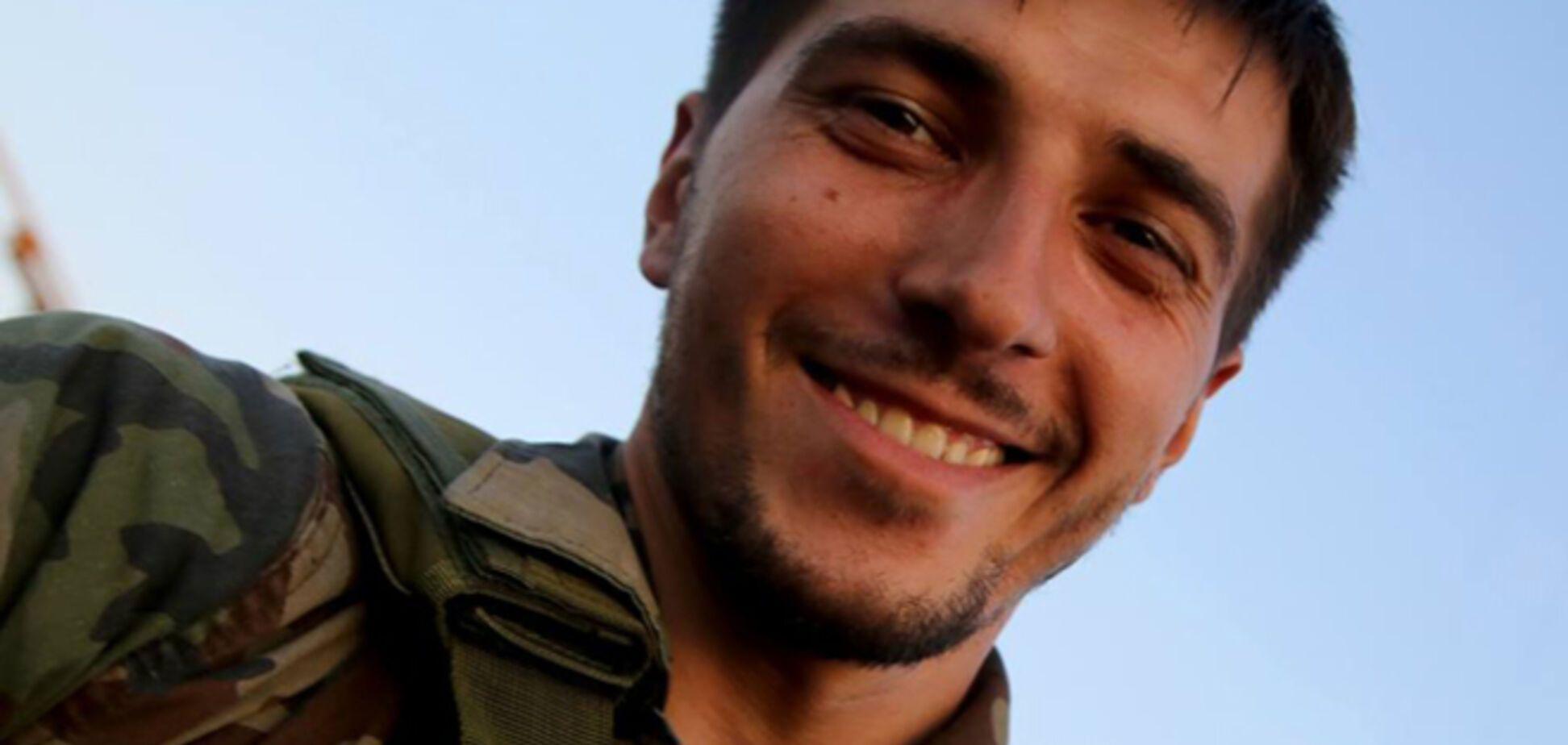 В зоне АТО погиб фотокорреспондент - боец 'Айдара': в тот момент он спасал раненых