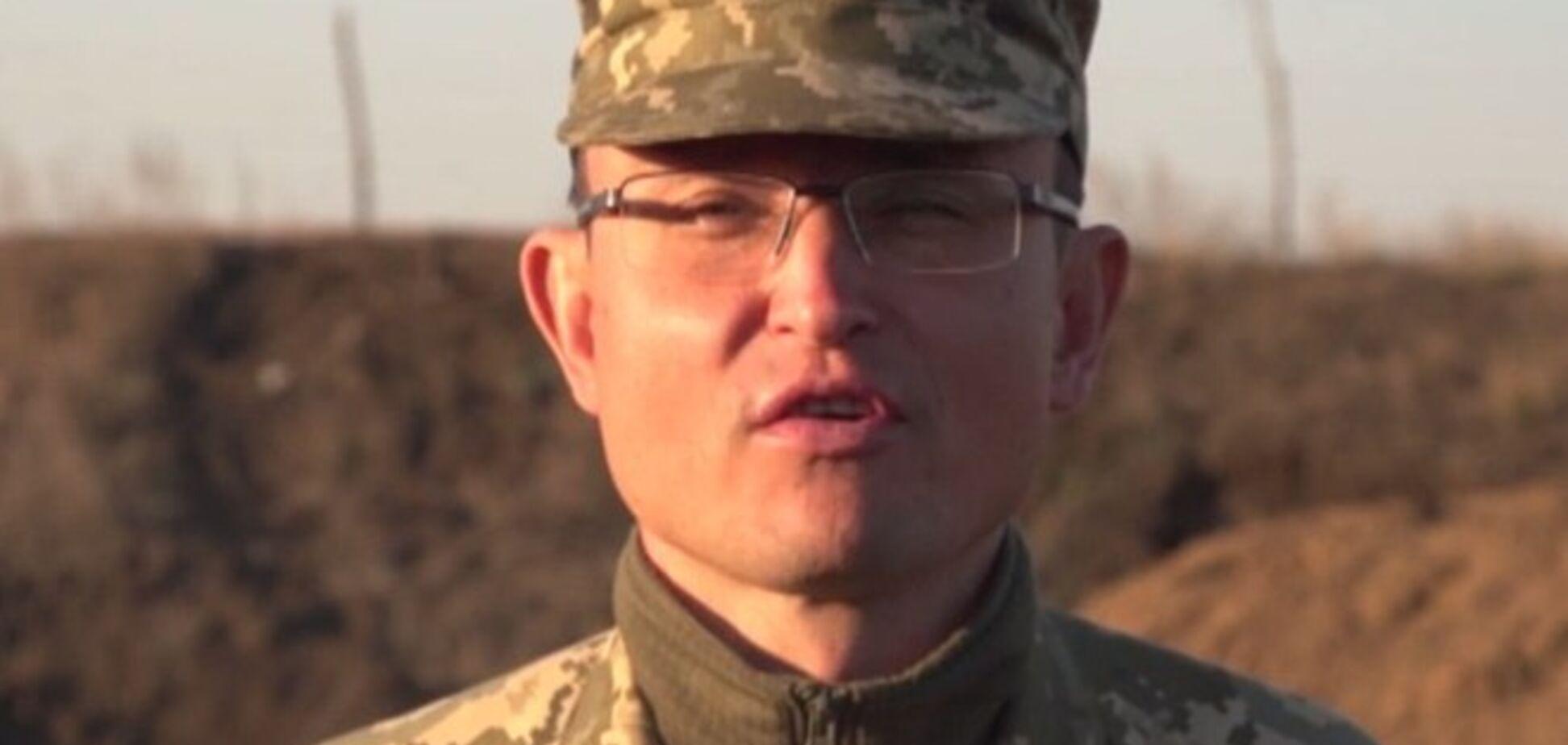 Террористы опять обстреляли позиции сил АТО из минометов и 'Градов' - Селезнев