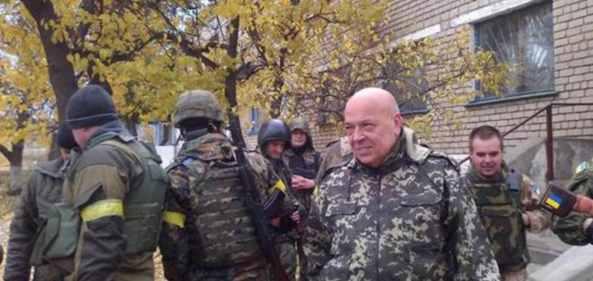 Украинская армия освободила Крымское от террористов 'ЛНР': опубликованы фото