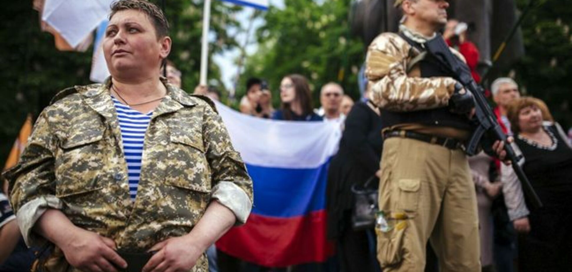Украинские хакеры опубликовали секретные документы 'ДНР' и партии Натальи Витренко