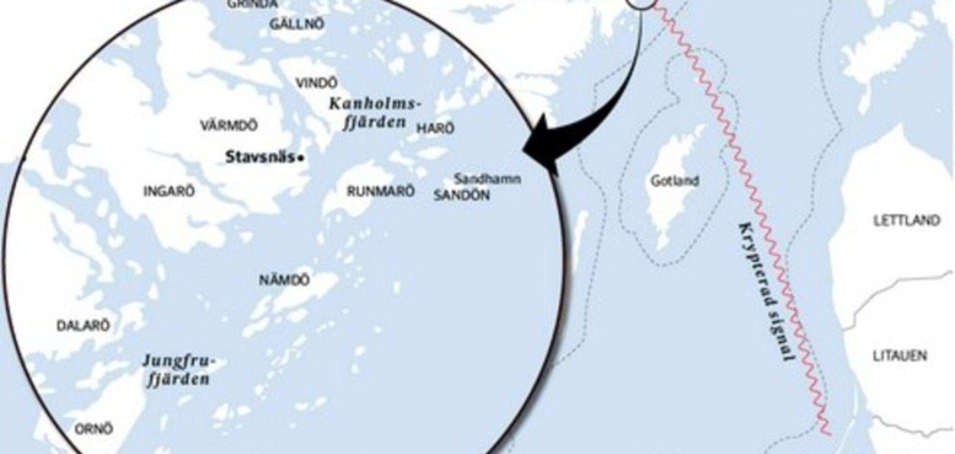 Нідерланди спростували інформацію Міноборони РФ про знаходження свого підводного човна у водах Швеції