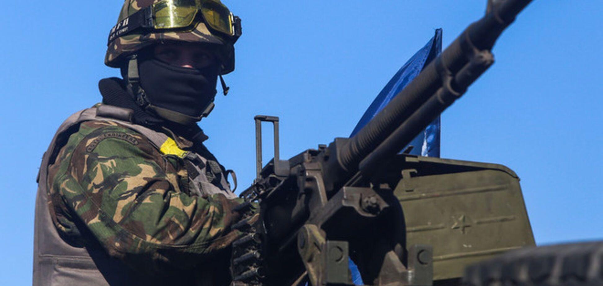 Силы АТО вытеснили террористов из-под Смелого: есть потери с обеих сторон