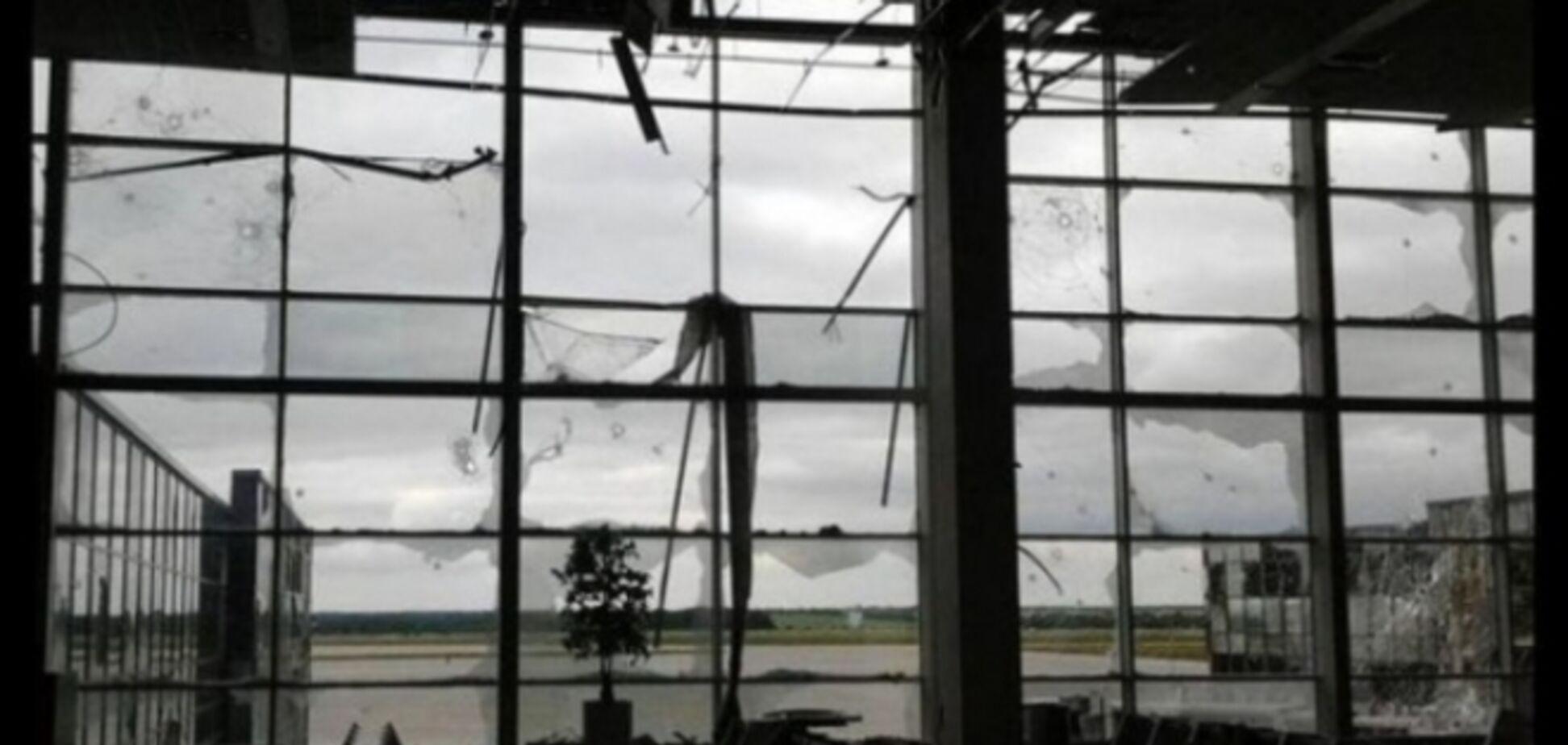 'Киборги' выложили в сеть новое видео боя в донецком аэропорту