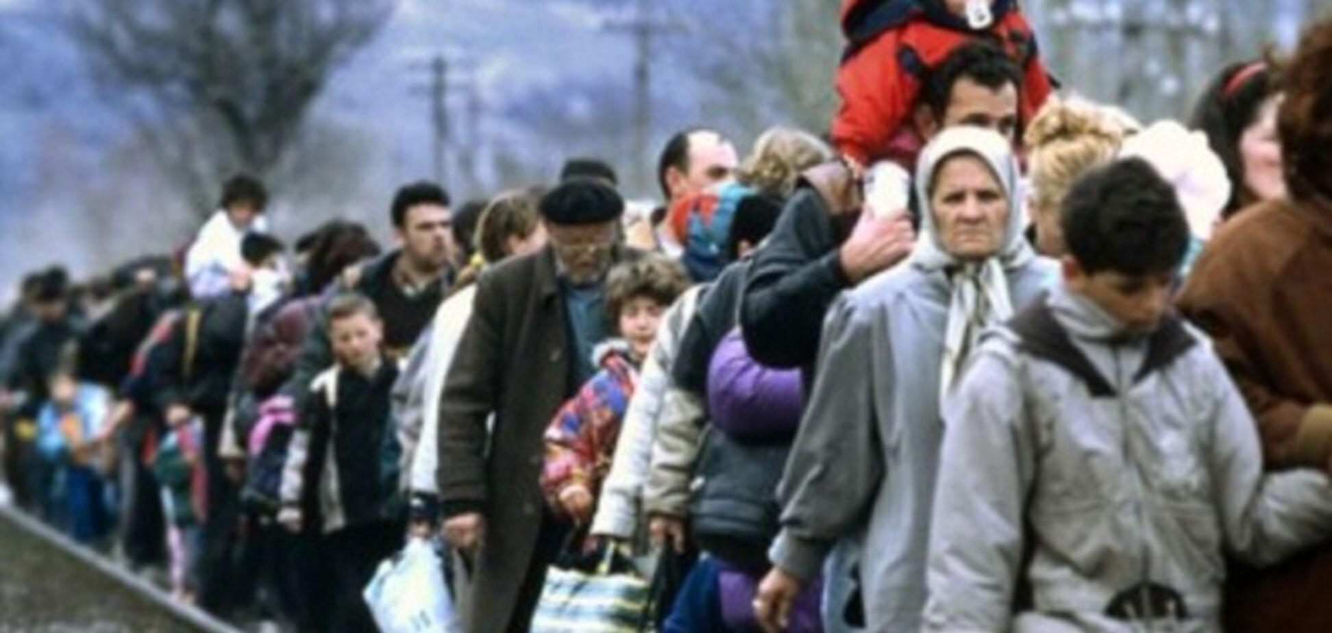 'Влада' Криму заявила, що після окупації півострів покинули півтисячі кримських татар
