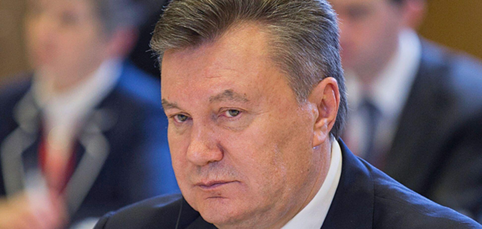 Против Януковича открыто еще одно дело - за подписание договора по ЧФ РФ