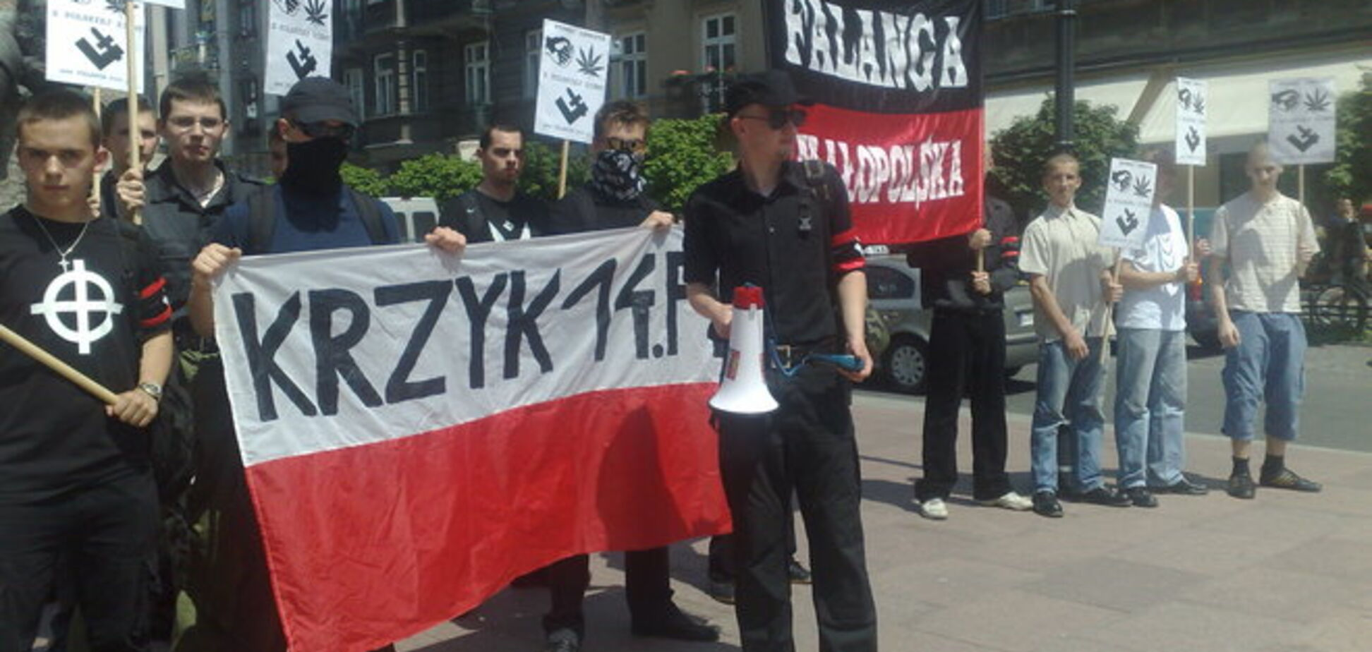 Пограничники задержали польских националистов, ехавших воевать за террористов