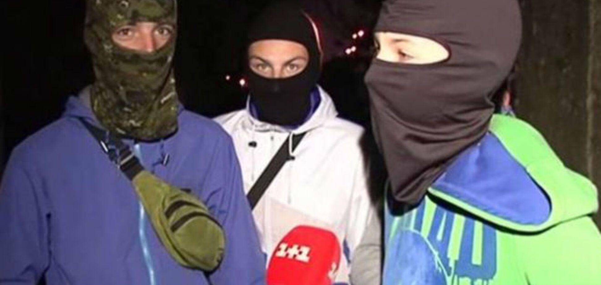 В Киеве подростки поймали педофила и устроили самосуд