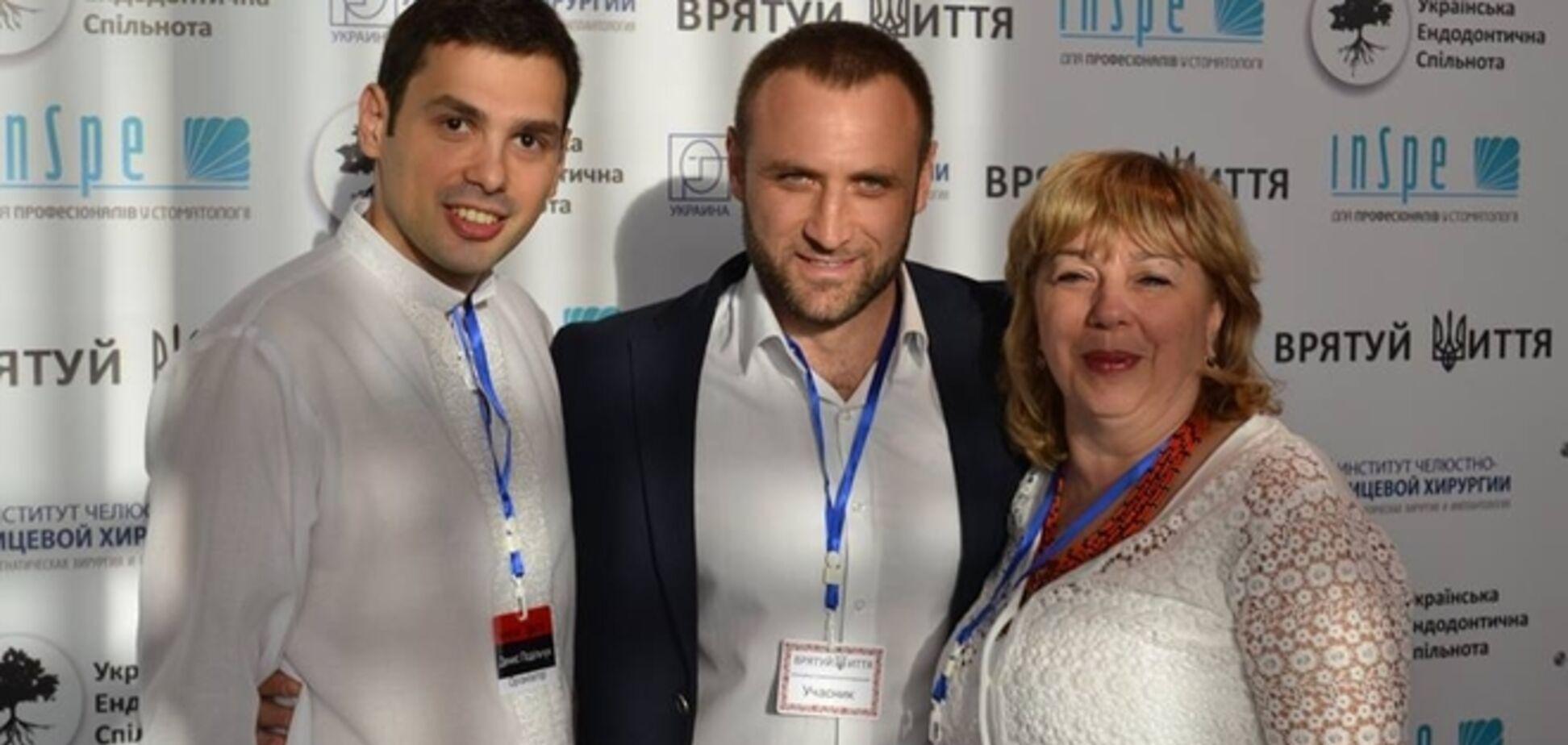Сергей Гладыр так спел гимн Украины, что врачи пожертвовали 270 тыс.грн на АТО