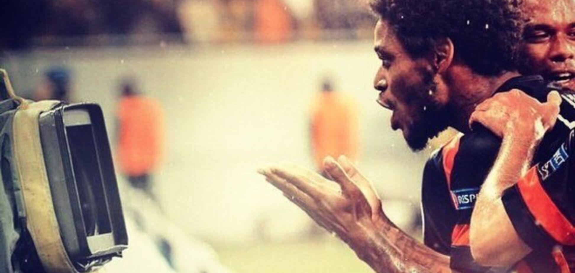 Нападающий 'Шахтера' установил рекорд Лиги чемпионов