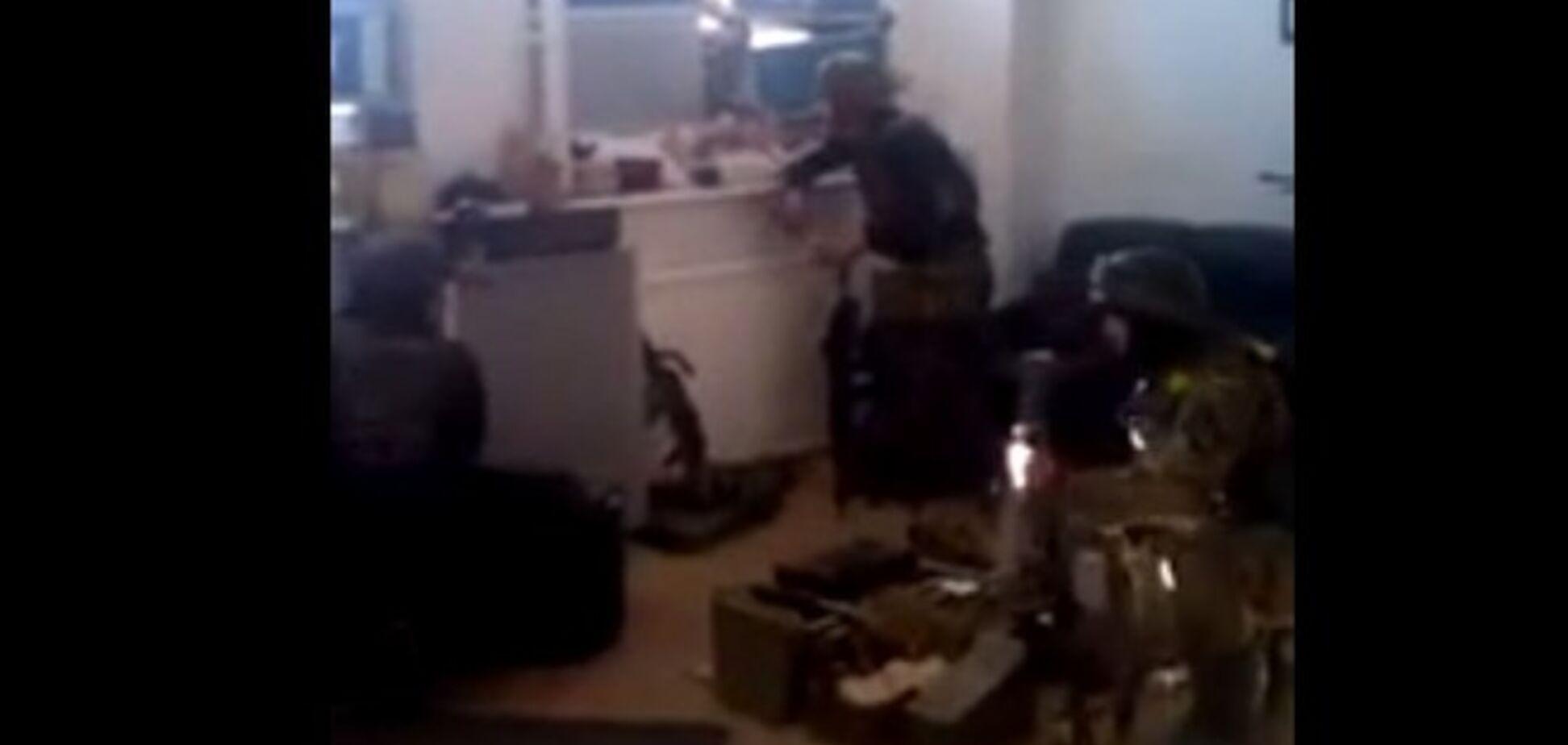 В сети появилось очередное видео штурма донецкого аэропорта