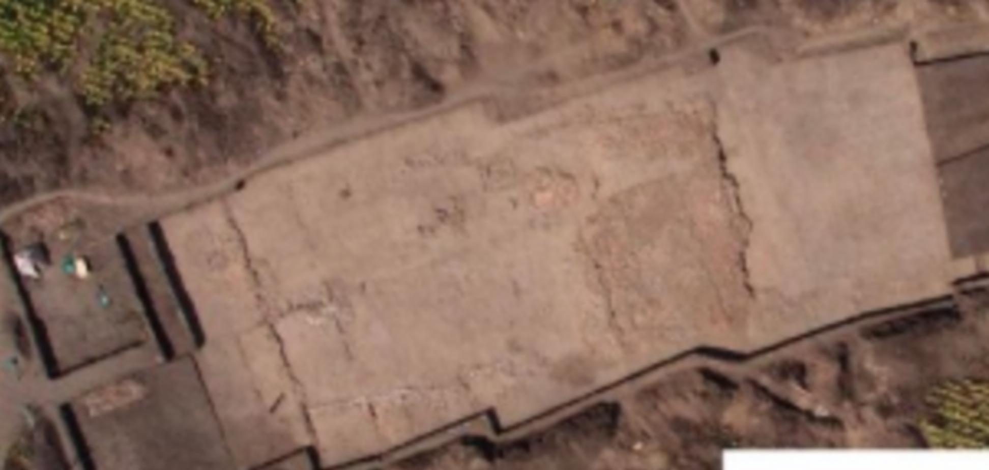 На Кировоградщине нашли руины храма возрастом 6 тысяч лет