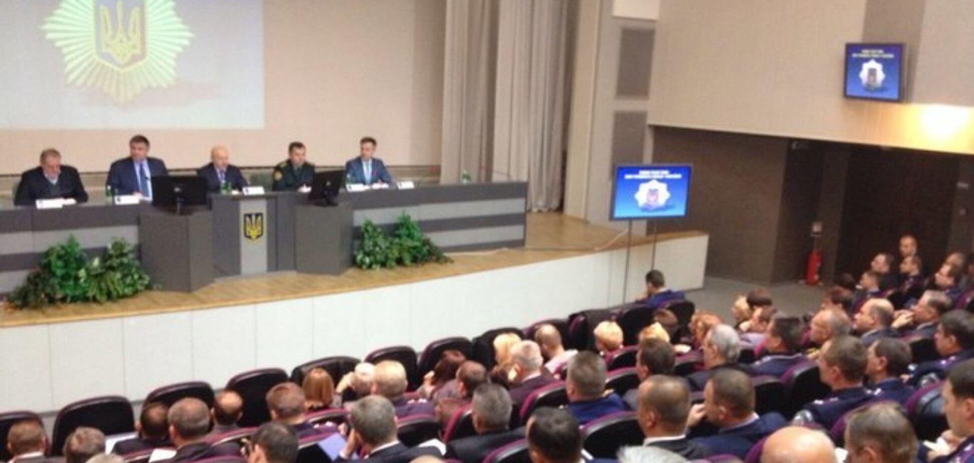 В Украине появилась концепция реформирования МВД по стандартам ЕС