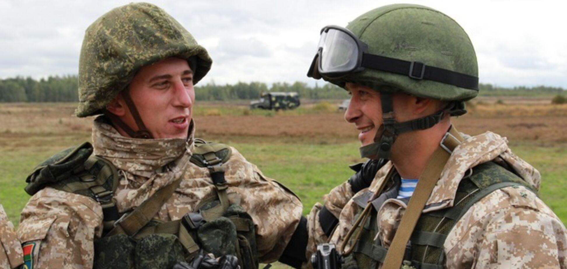 В Донецк вошла регулярная армия России