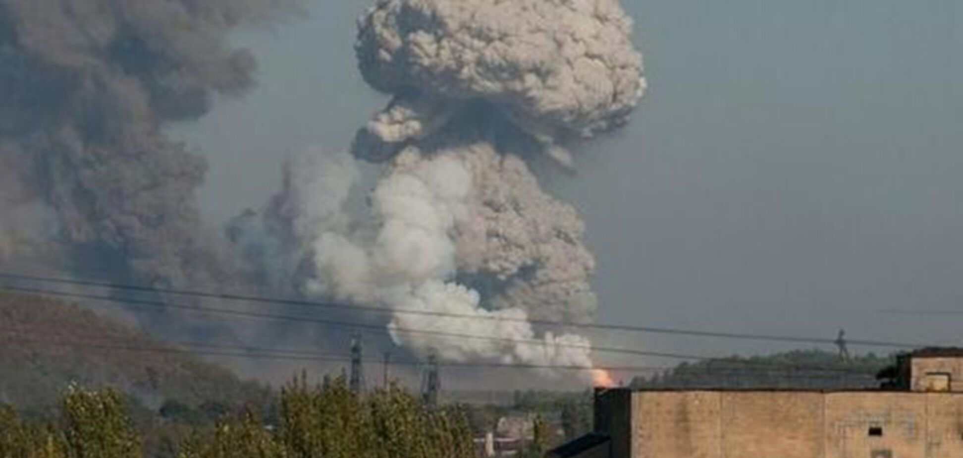 Источник объяснил, с какой целью террористы списали взрыв в Донецке на партизан