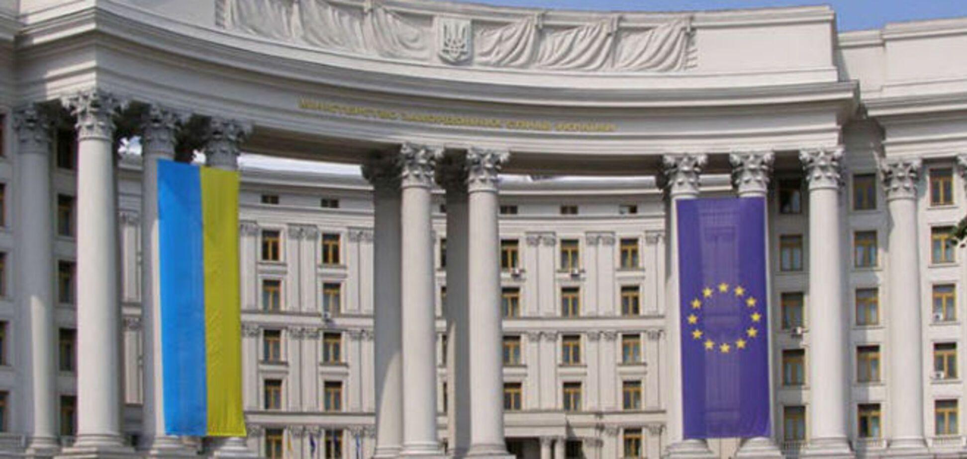 МИД: РФ отказывается прекратить поддержку террористов на Донбассе