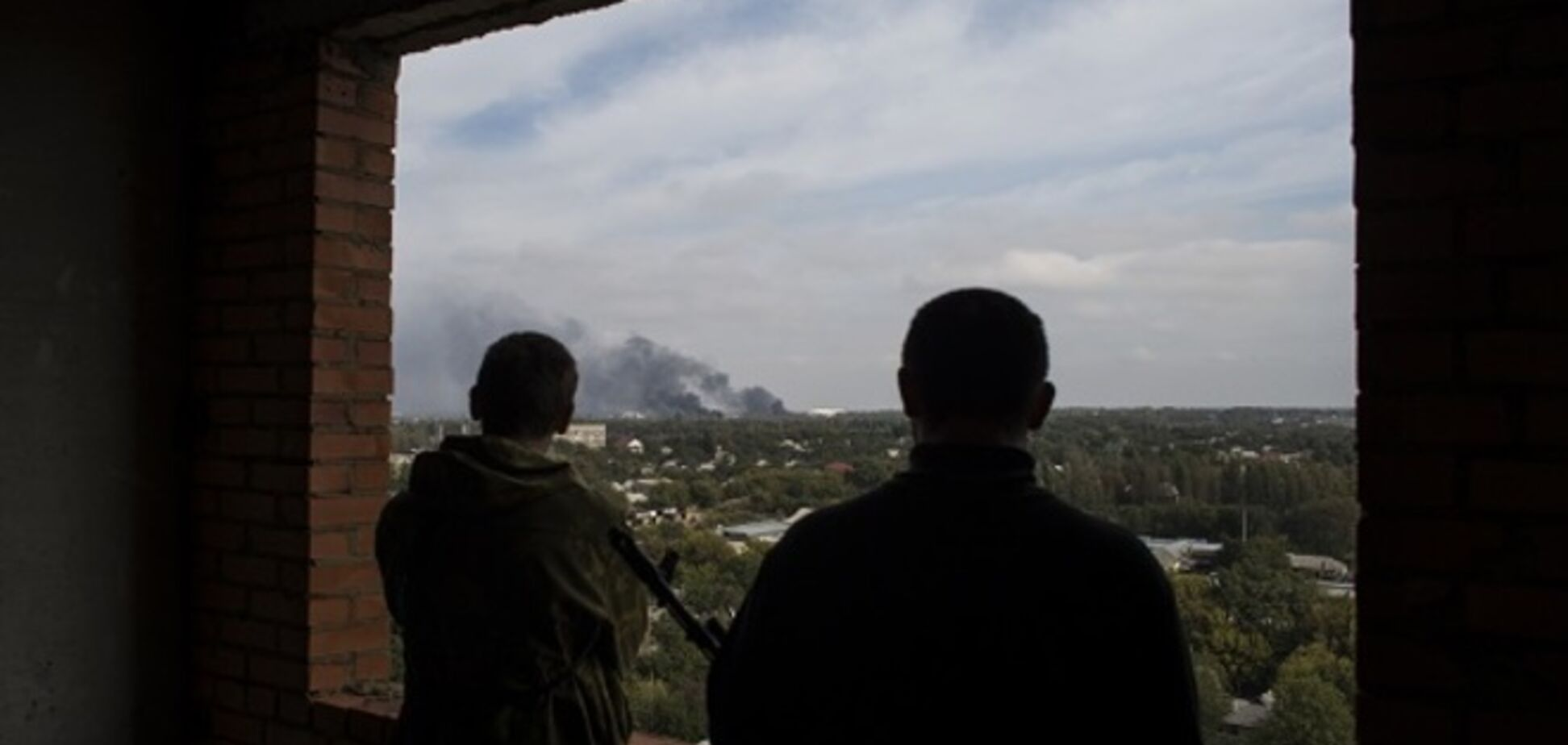 Террористы задерживают жителей за фото- или видеосъемку