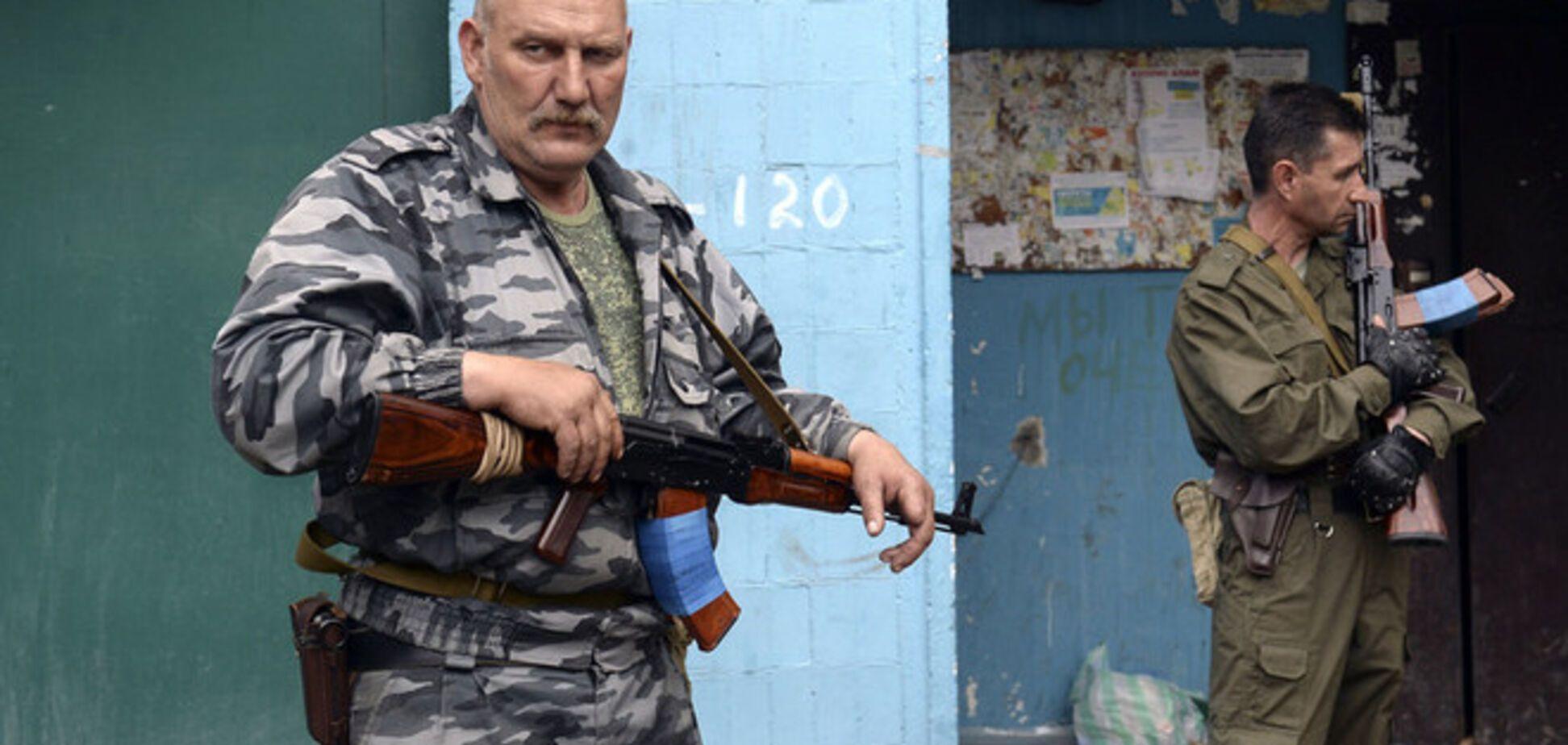 Террористы с помощью России пытаются создать 'единое военное командование'