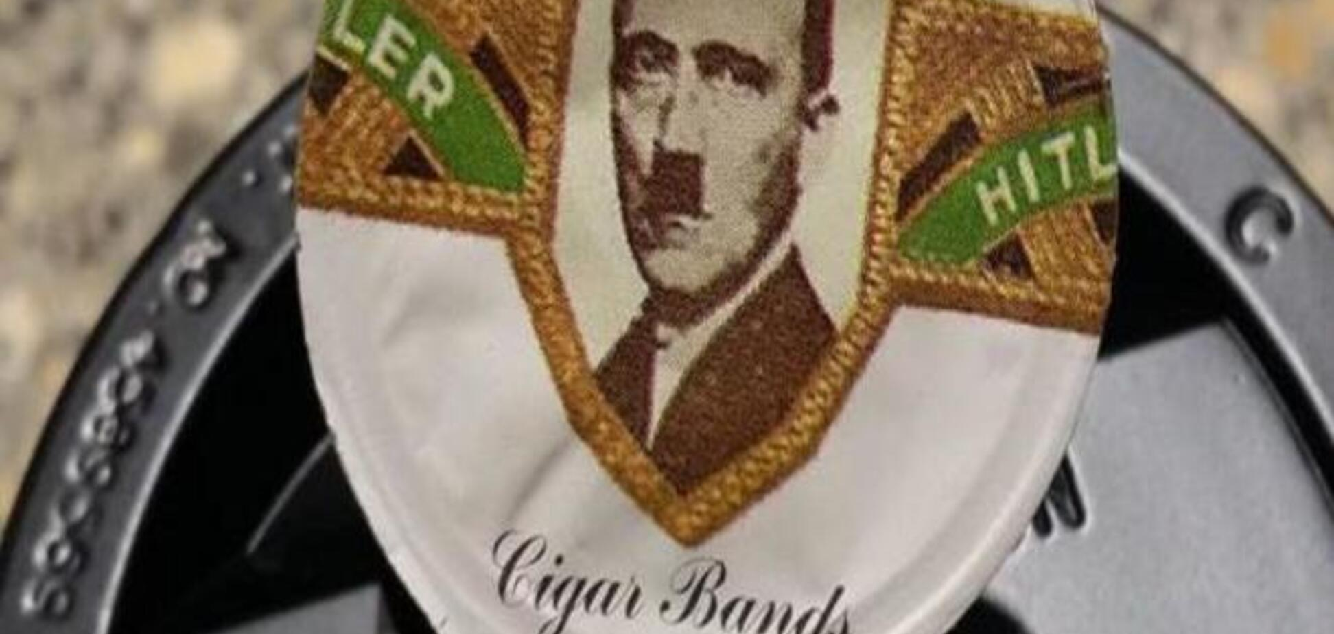 В Швейцарии в продаже появились сливки с портретом Гитлера