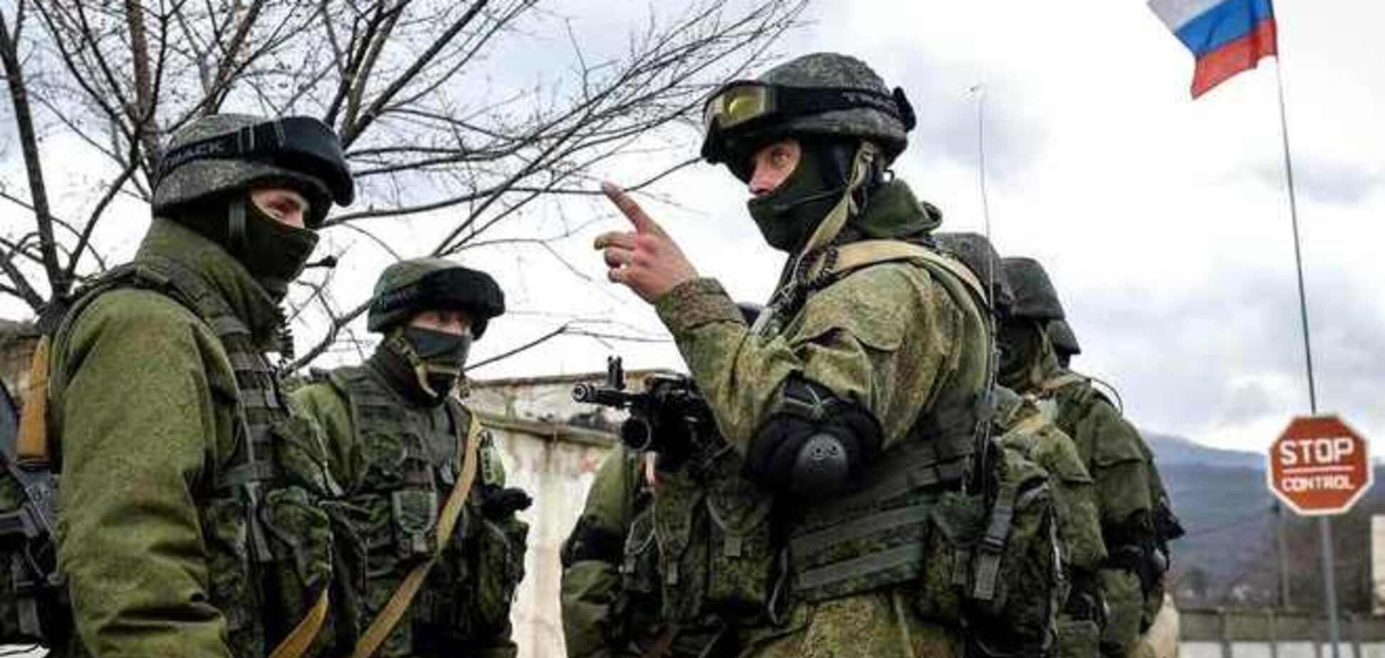 В Луганске пьяные российские солдаты проболтались о приказах из Москвы - FT