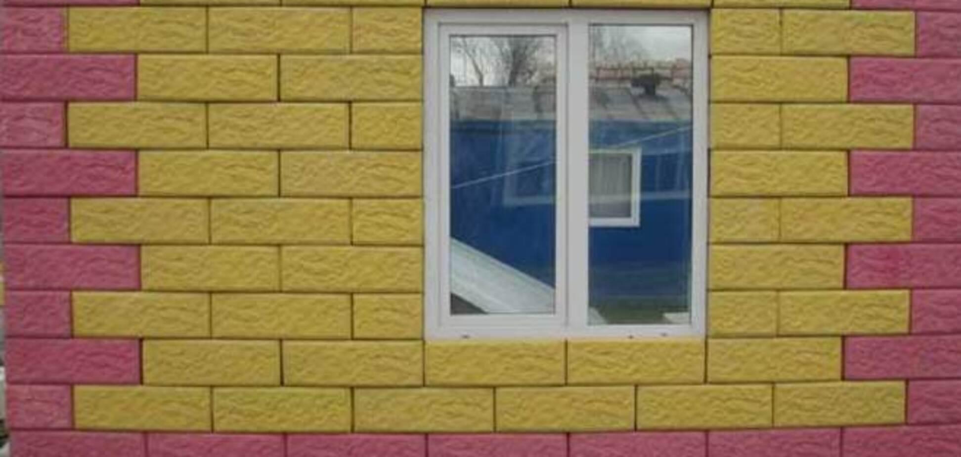 В Крыму хотят строить дома из цветного бетона
