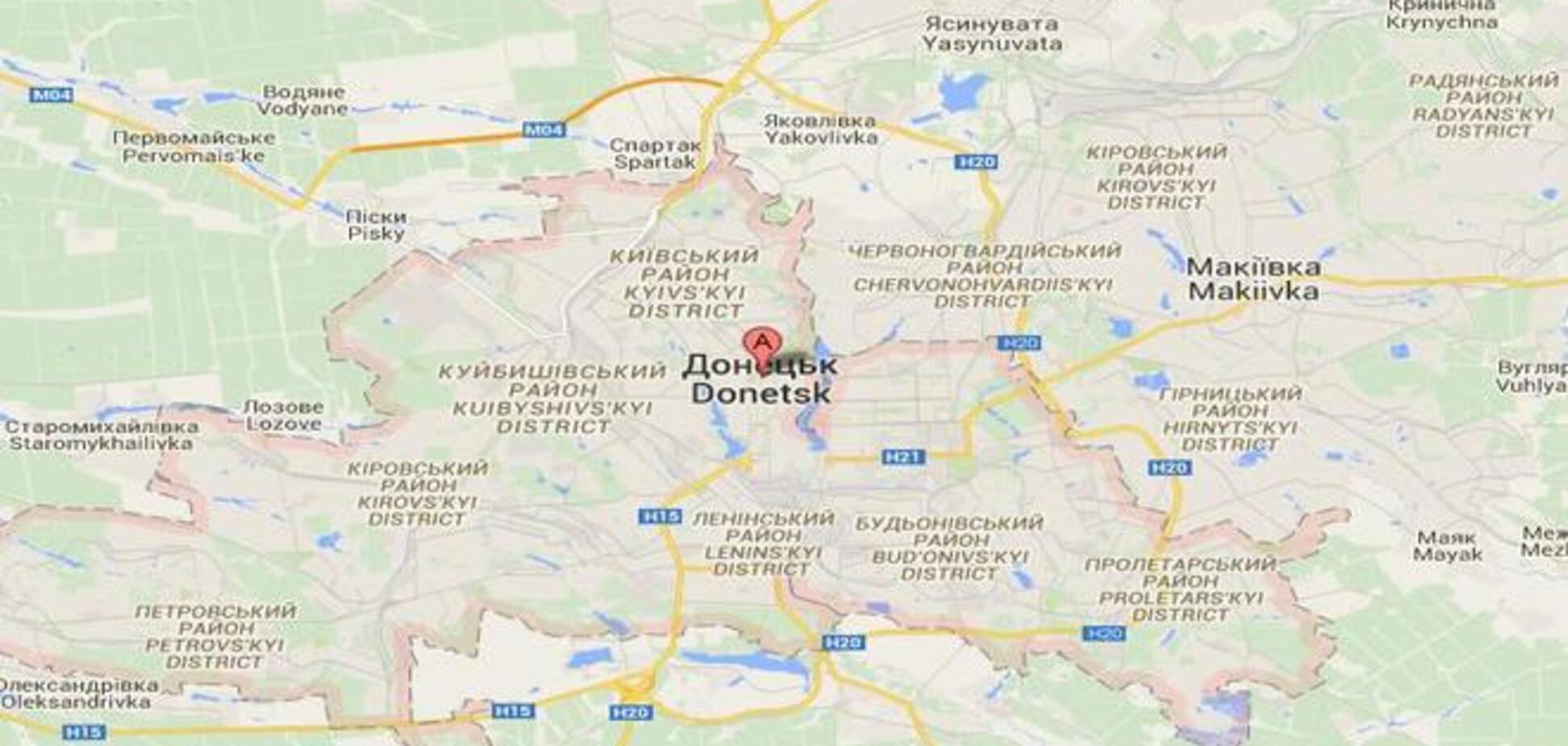 Эколог объяснил, чем чреваты взрывы в Донецке