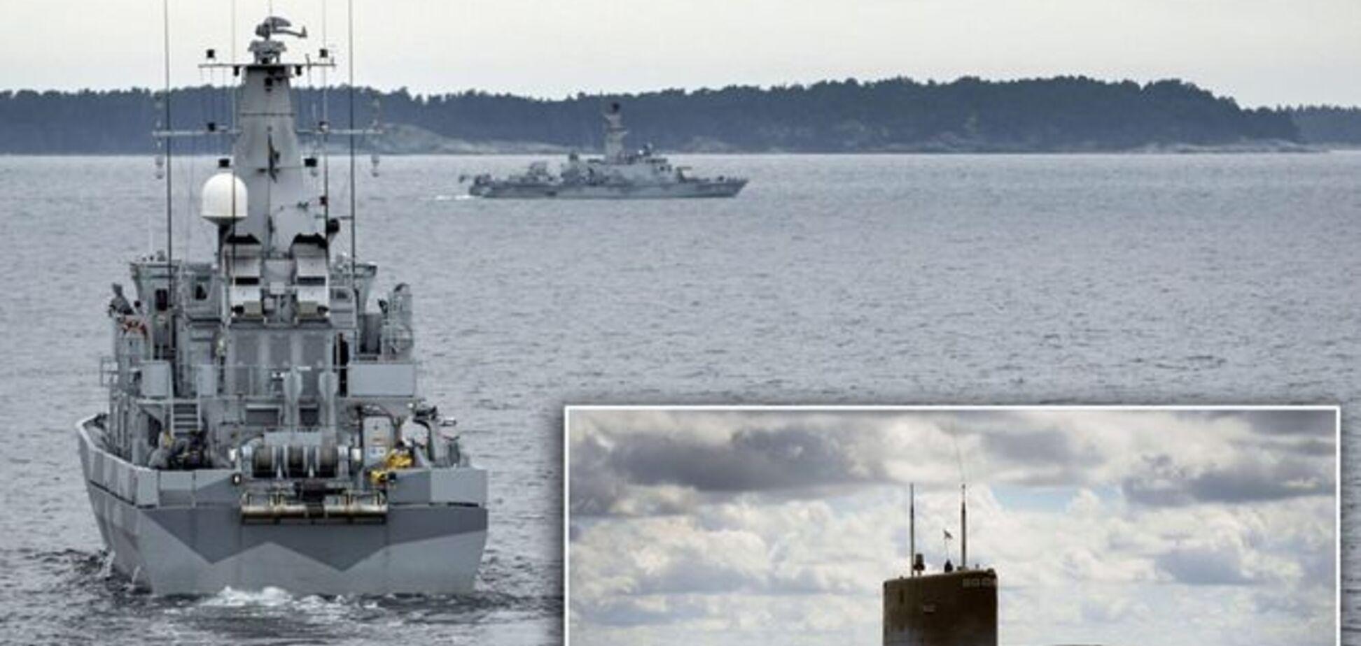 Швеція не поставила крапку в історії з субмариною: розпочався новий етап пошукової операції