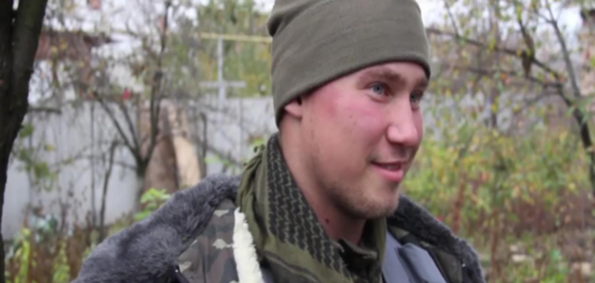 Российский солдат ФСБ, воюющий в составе 'Правого Сектора', рассказал, почему сражается за свободу Украины