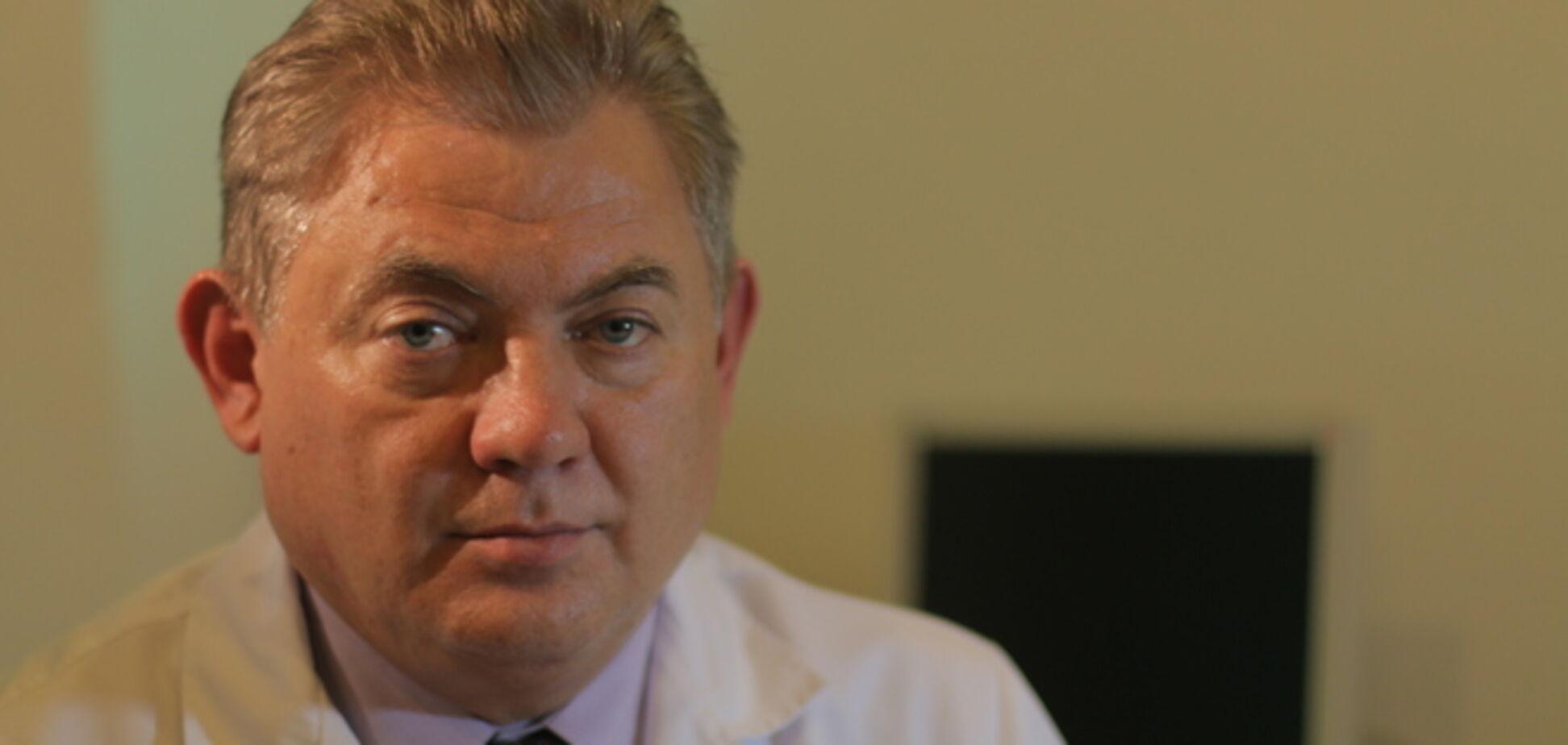 Лазоришинец просит СБУ проверить, нет ли следа ФСБ в акции под Кабмином