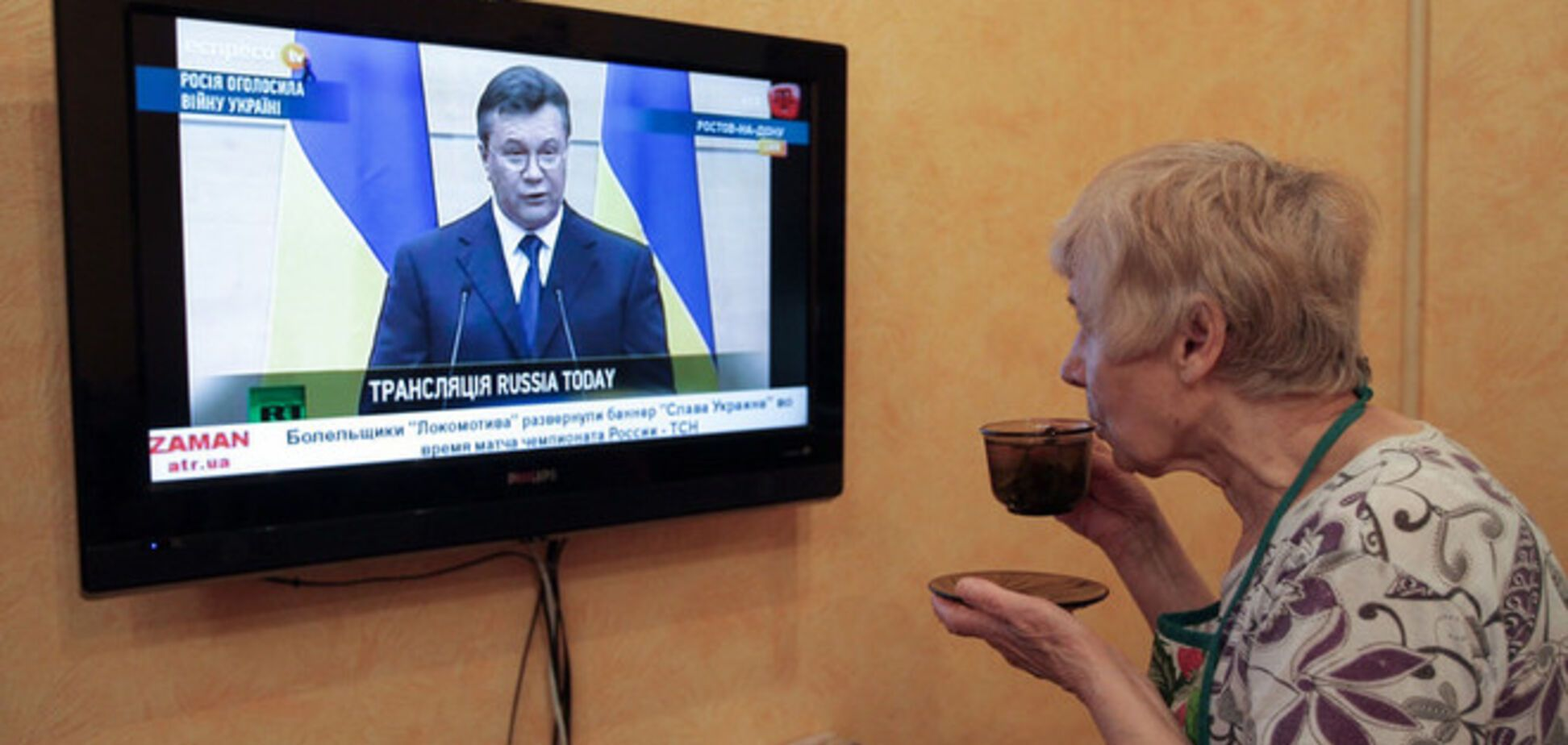 Возвращение 'легитимного' отменяется: пресс-конференция Януковича оказалась фейком