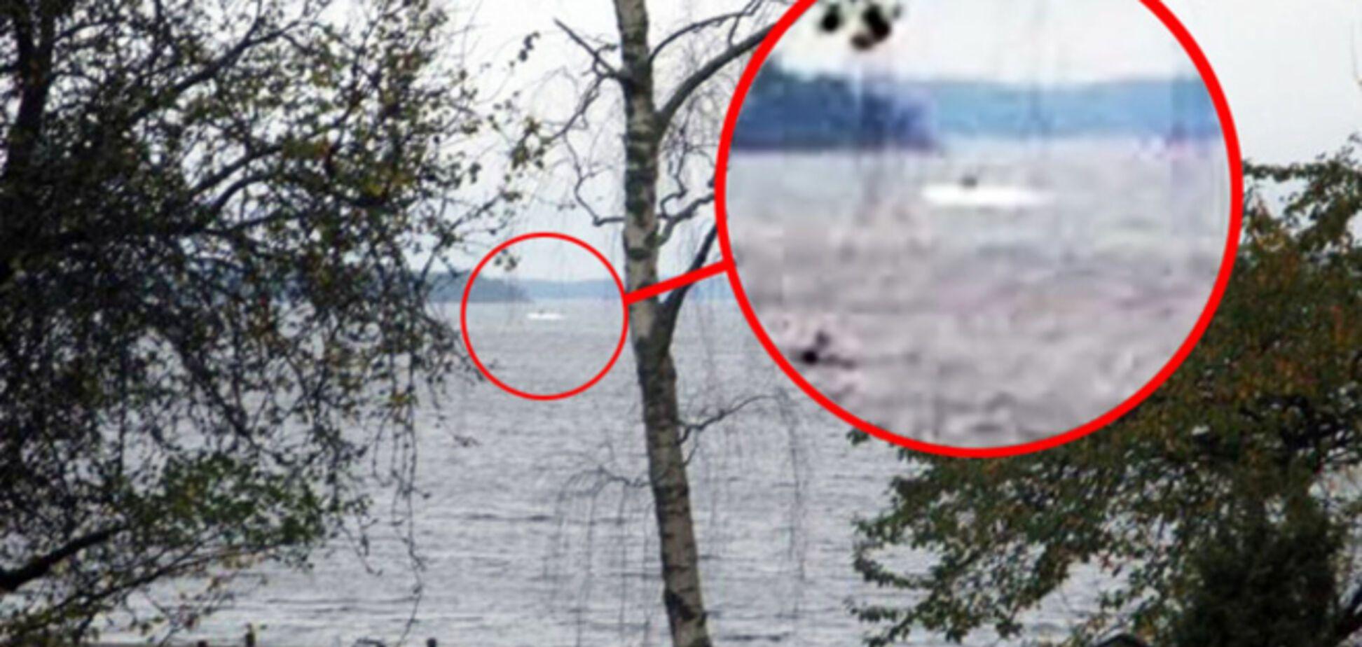 Российские СМИ заявили, что подлодка у берегов Швеции – это НЛО