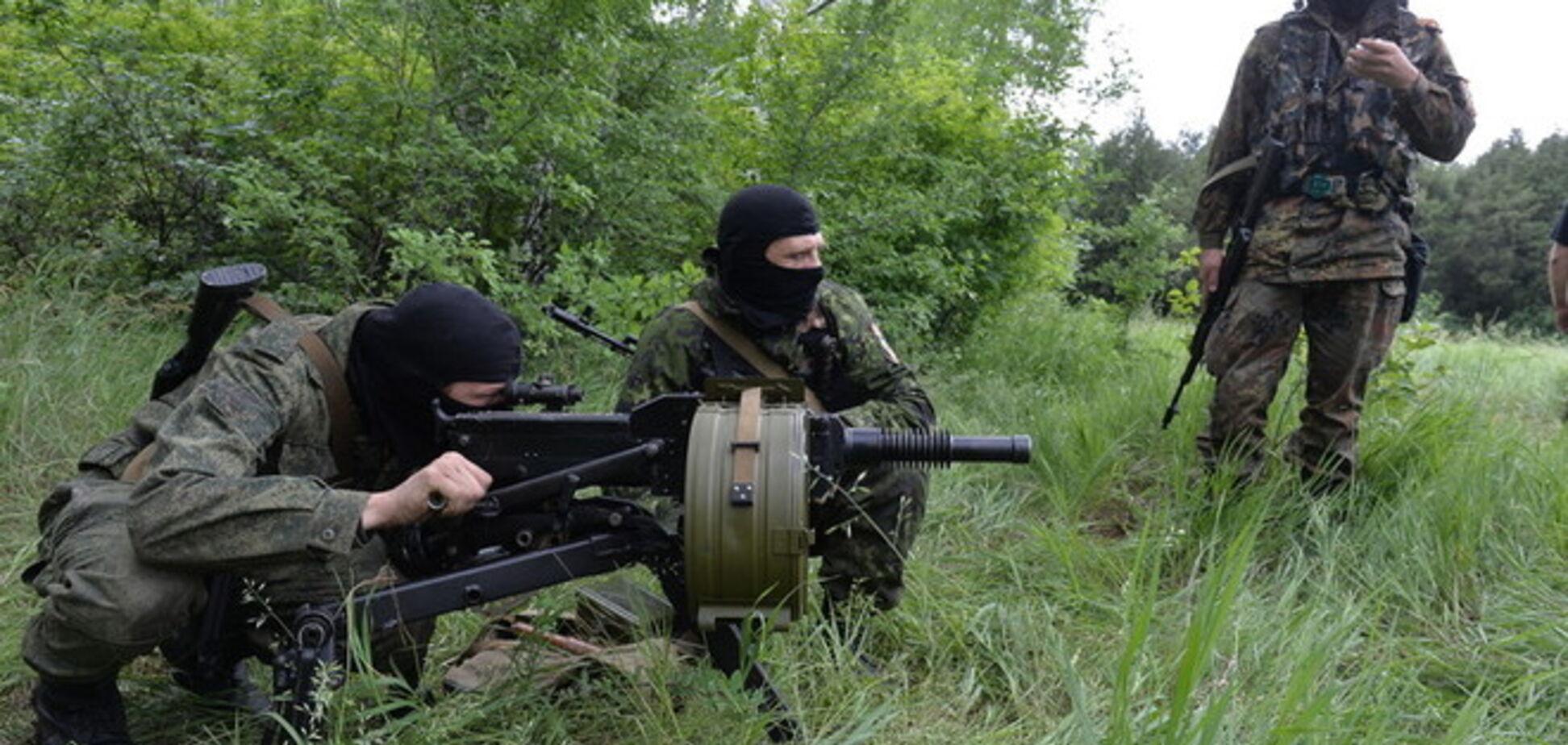 Боевики обстреляли украинские позиции в Дебальцево: четверо военных ранены